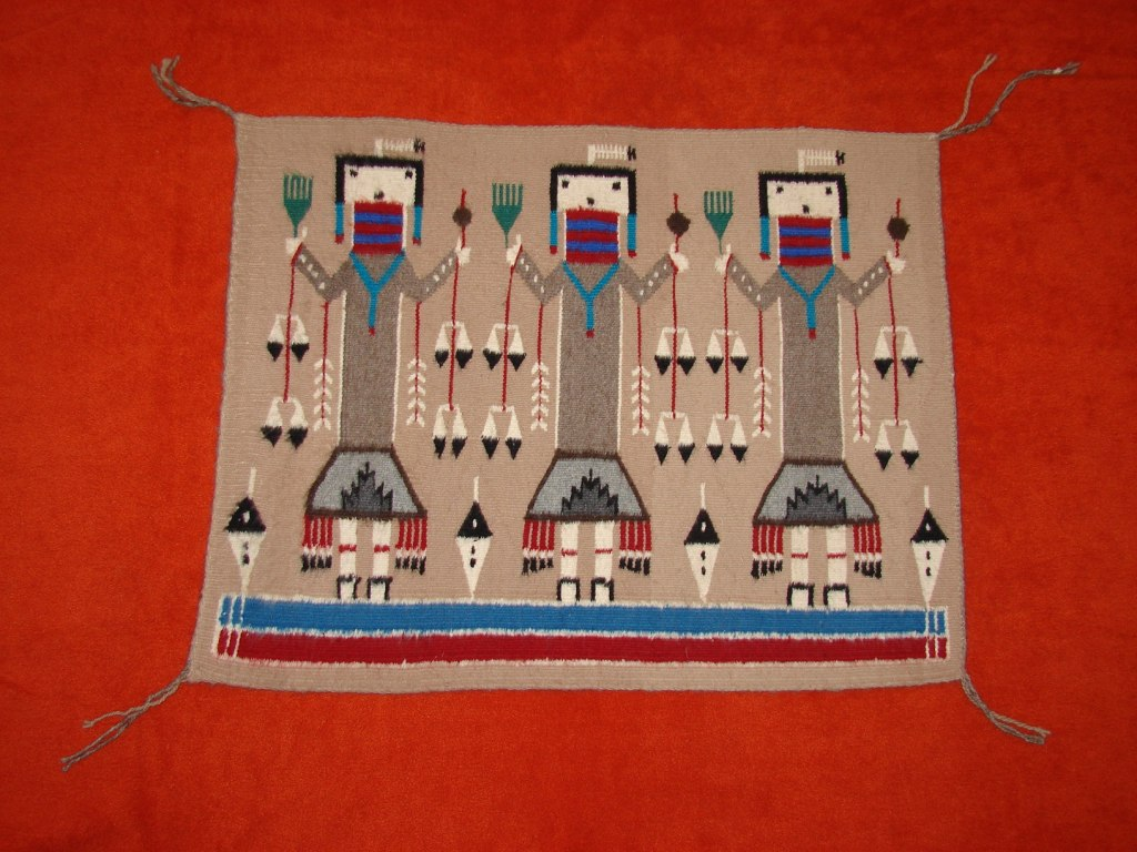 navajo fine weave rug